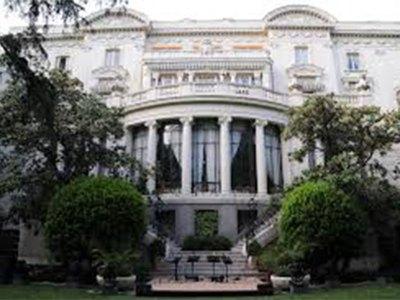 Sede Ambasciata d'Italia a Madrid