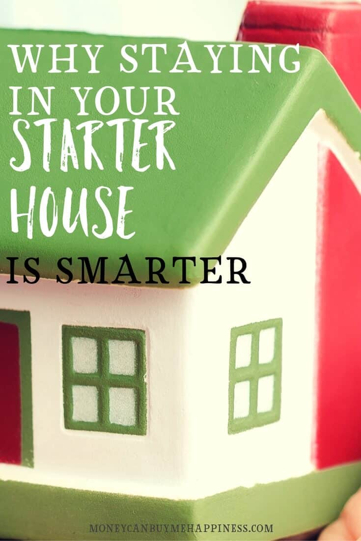 Why Buying A Starter House Is A Smart Move