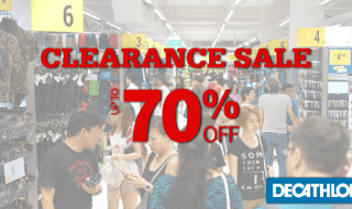Decathlon Clearance Sale