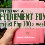 Retire a Millionaire on Just Php 100 a Week