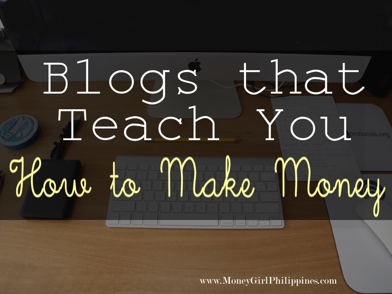 Money Girl Philippines - Blogs that Teach You How to Make Money