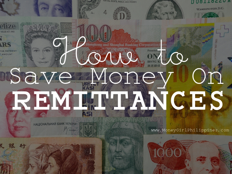Money Girl Philippines - How to Save Money on Remittances
