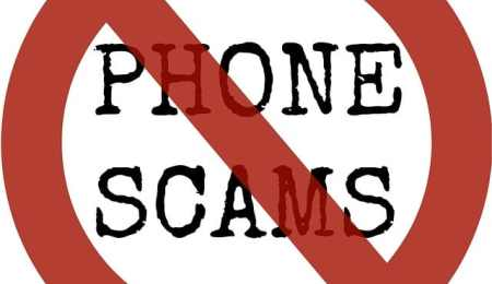 Watch out for nasty telephone scams!