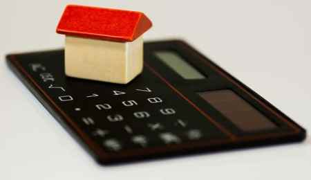 Saving for a house: At home or...