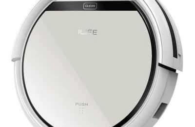 Get a robotic vacuum cleaner for just...