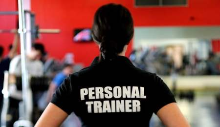 Become a personal trainer and make money...