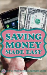 Saving Money Made Easy