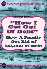 How I Got Out Of Debt - How a Family Got Rid of Debt