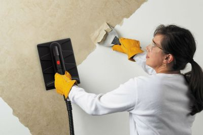 5 Ways to Crush Ugly Walls! Tips to Remove Wallpaper, Paneling, Textured Paint & More | The ...