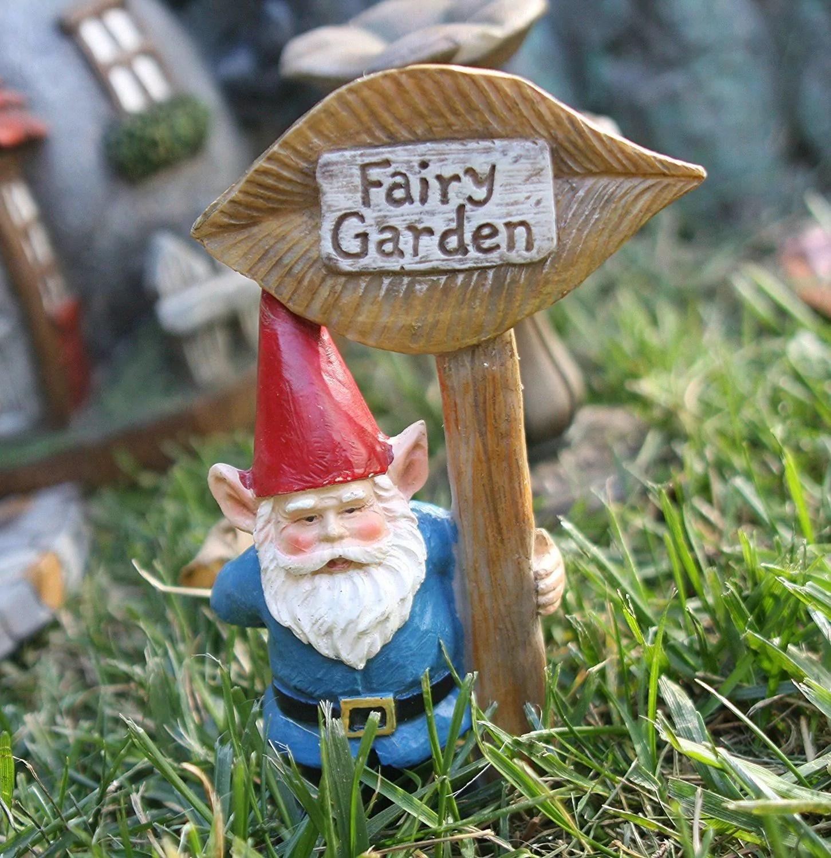 Fullsize Of Miniature Gnome Garden Ideas