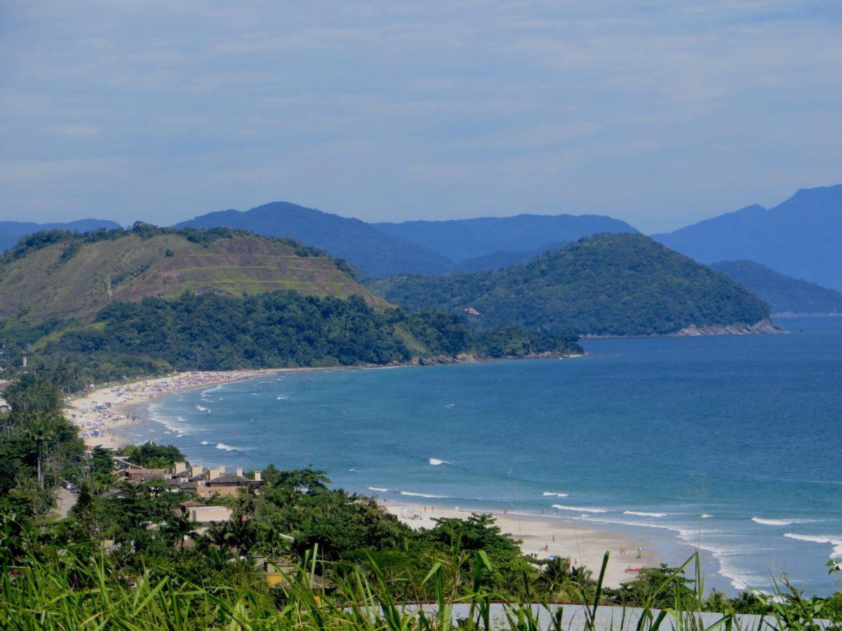 Juquehy, uma das mais belas praias do Litoral Norte de São Paulo