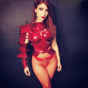 Crusader Armour - Karina Akopyan