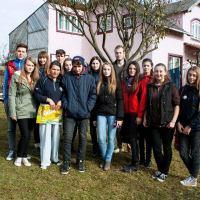 Grupul Vatra Dornei Tineret a demarat campaniile umanitare de final de an