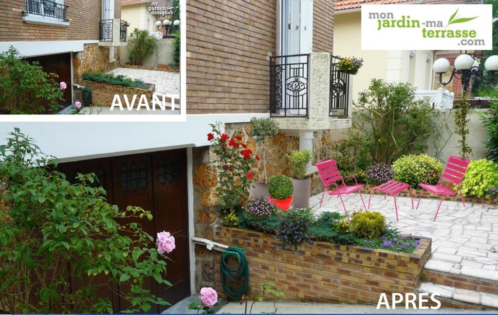Aménager une terrasse de pavillon parisien