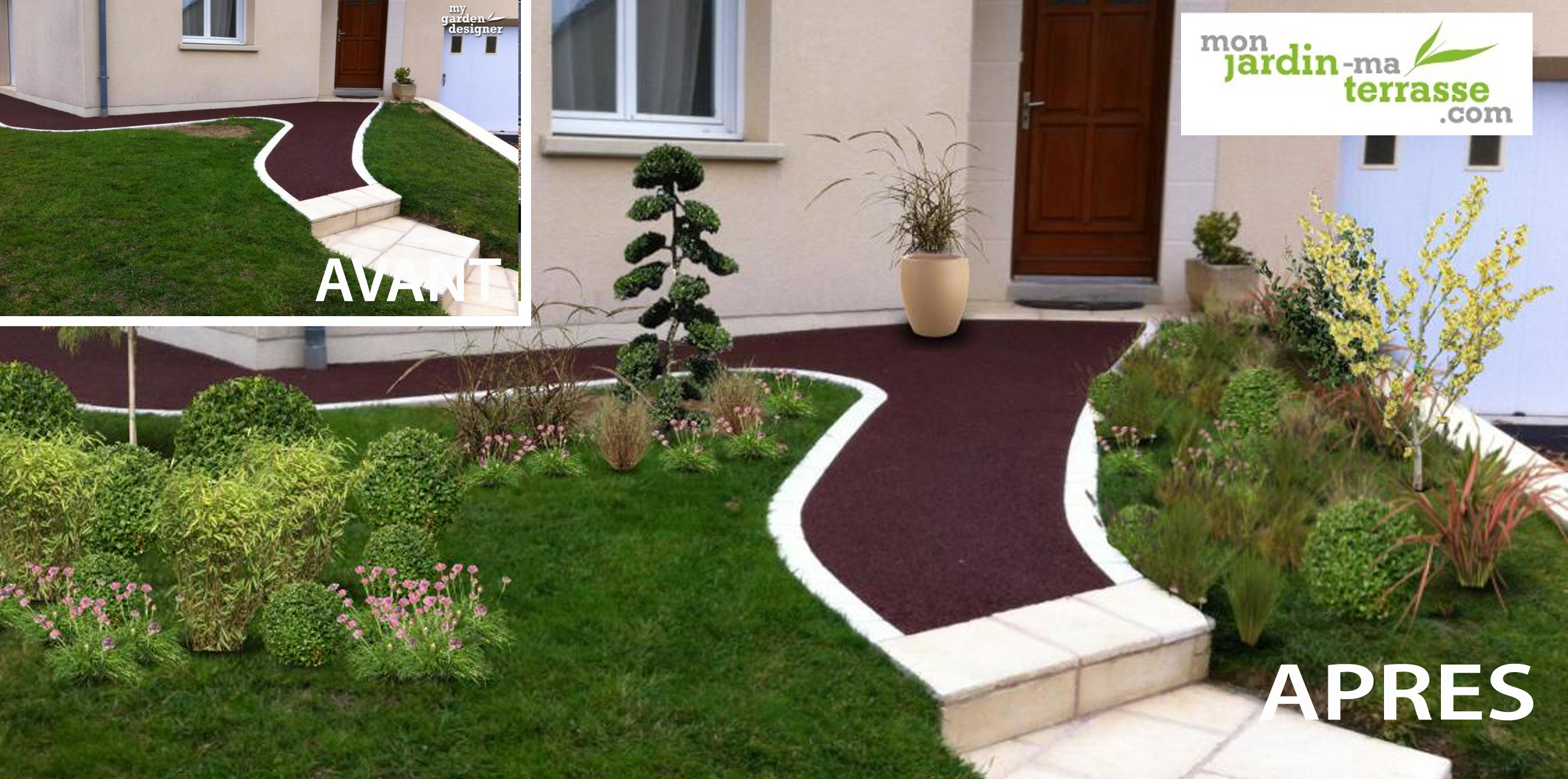 Logiciel d am nagement ext rieur de maison monjardin for Application amenagement jardin