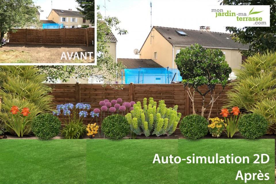 Brise vue végétal pour jardin