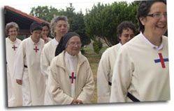 Ser monja trinitaria.
