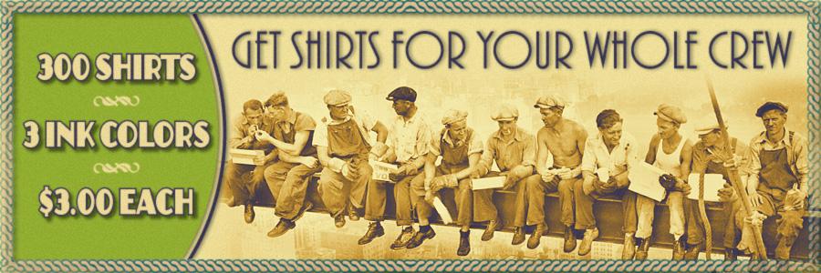 Cheap custom T-Shirts Special