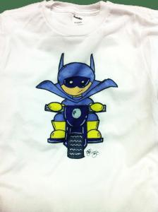 Dye Sublimation - Batman