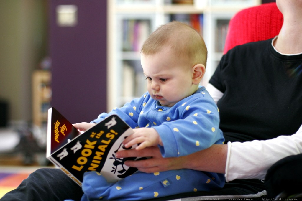 Teach Baby to Read