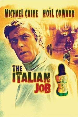 The Italian Job poster