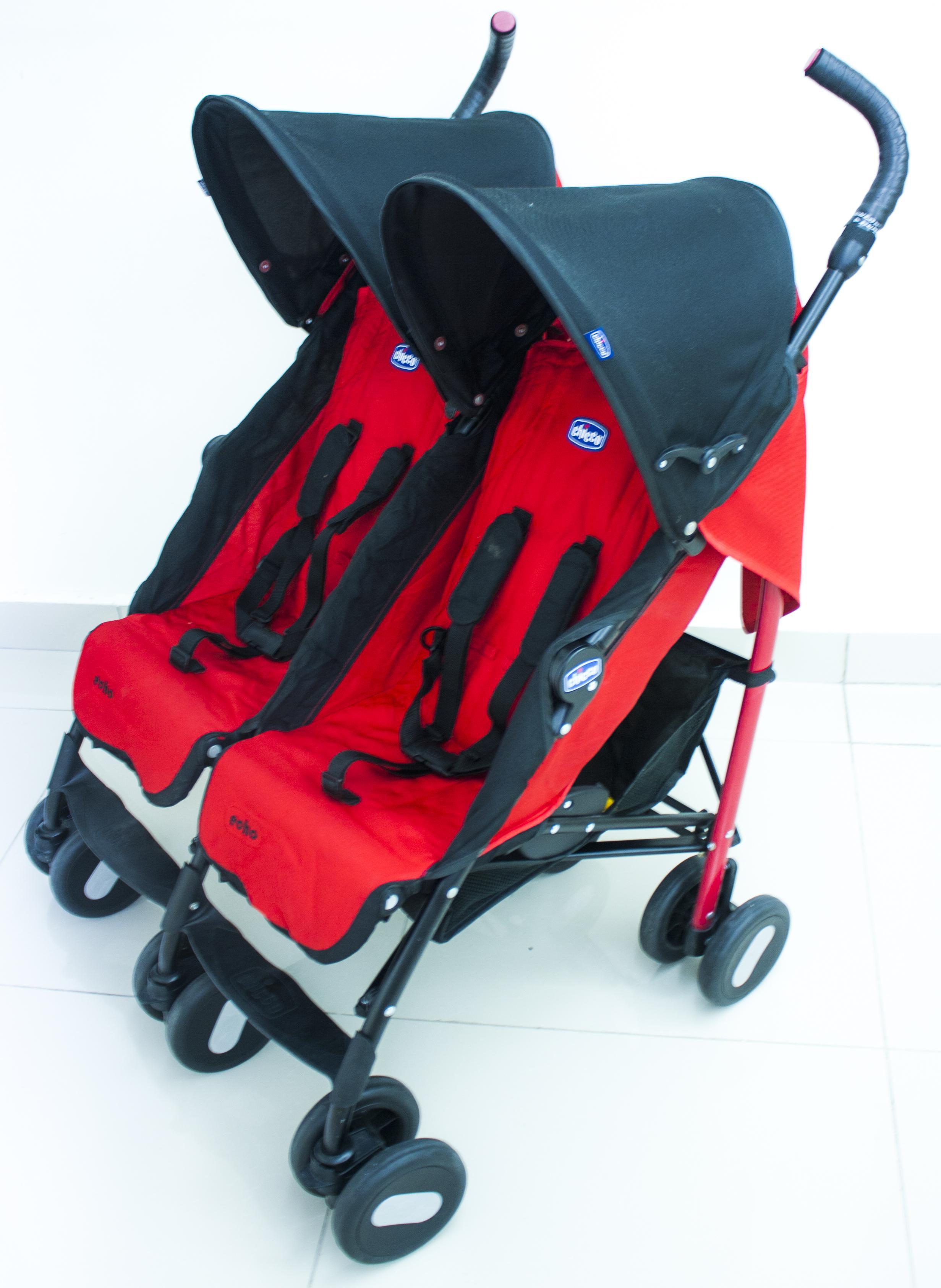 Fullsize Of Chicco Double Stroller