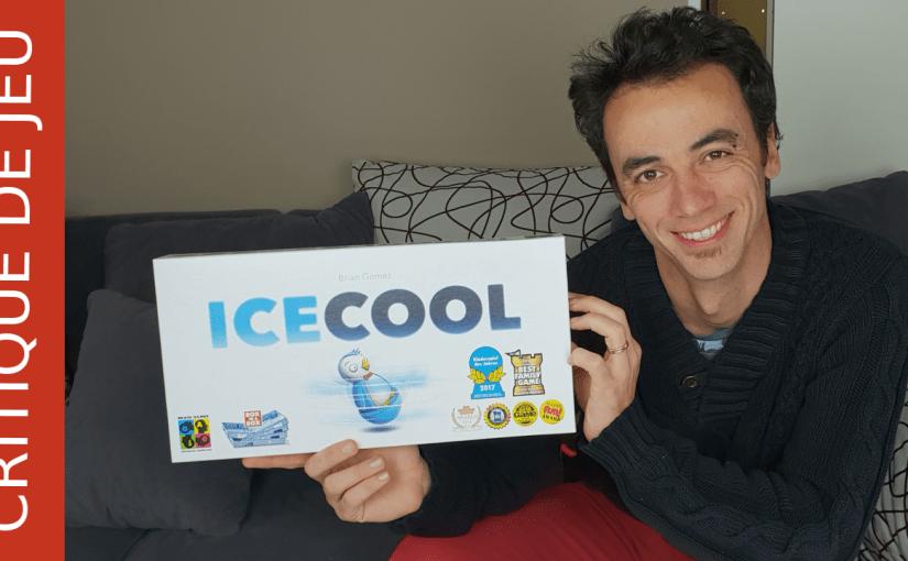 CRITIQUE DE JEU : ICECOOL