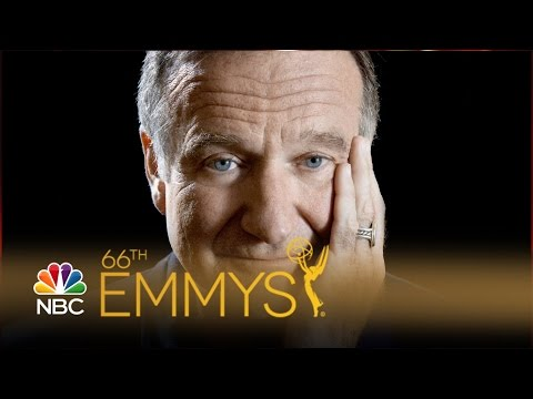 Video thumbnail for youtube video Watch Robin Williams Tribute, All Best Emmy Moments VIDEOS - Monsters and Critics