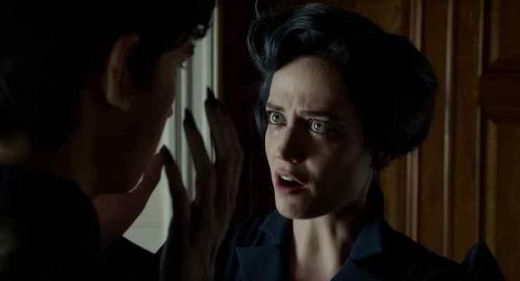 Watch Eva Green in new Miss Peregrine's Home for Peculiar Children trailer