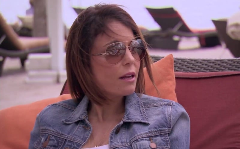 Will Bethenny Tell Luann Her Secret On 'Real Housewives?' It Won't Matter To The Countess