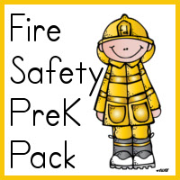 Freebie Friday:  Fire Safety Resources