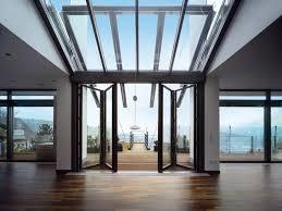 puertas plegables aluminio