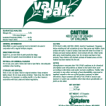 ValuPak label 05-12