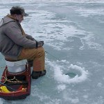 Helena Area Reservoirs Ice Fishing Report