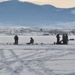 Helena Area Reservoirs Fishing Report: 2/21/2012