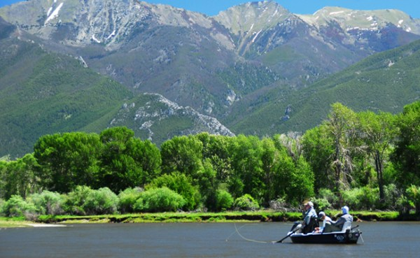 Autumn Weather Brings Good Fishing: Butte and Bozeman Outdoor Report