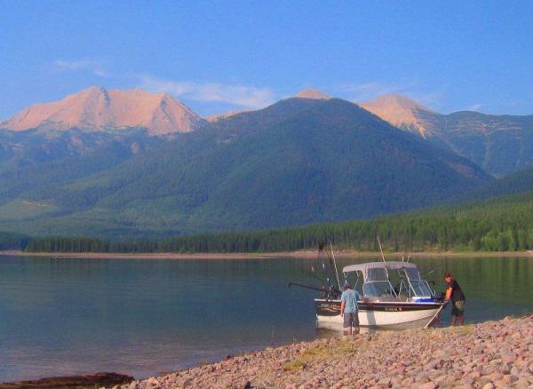 Trout Are Hitting on Hungry Horse Reservoir – Northwest Montana Fishing Report