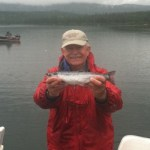 Lake Mary Ronan Kokanee Salmon Report: 5/22/2012