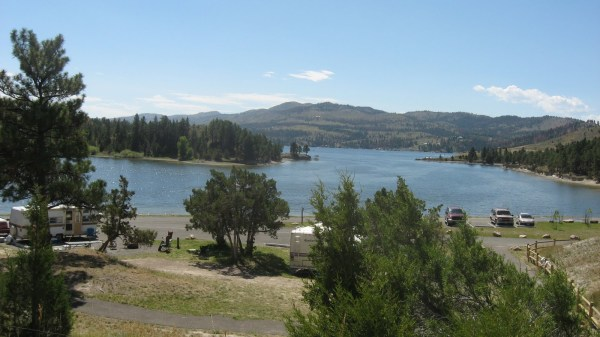 South Side of Canyon Ferry Fishing Well: Eastern Montana Fishing Report