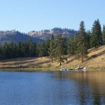 Rainy Weather Slowed Fishing in the Northwest and North Central Montana Fishing Report