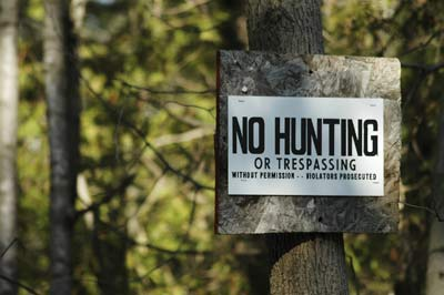 Gaining Hunting Access: Ask Early