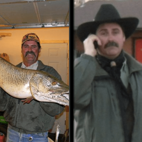Possible Montana State Record Muskie Caught at Deadmans Basin