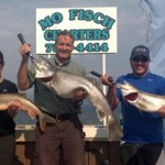 Fall Fishing Report on Flathead Lake from Mo Fisch Charters