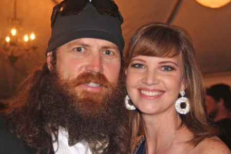 Jase and Missy Robertson, Photo Courtesy
