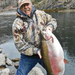Potential Idaho State Record Rainbow Trout Released without being Properly Recorded