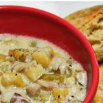 Walleye/Bacon/Wild Rice Cream Soup…YES, really!