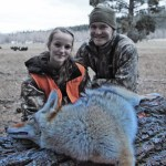 Youth Huntress Has Big Success in the Big Sky State!
