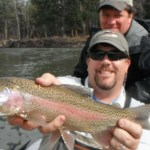 The Bitterroot is Fishing Well in the Montana River Report from Scott Anderson