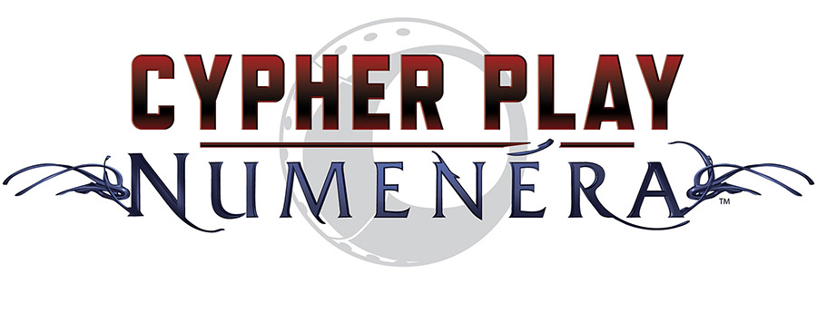 Cypher Play Numenera Logo