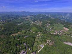 Panoramica da Montefenaro - Castel d'Aiano (Bo) - di Claudio Leoni